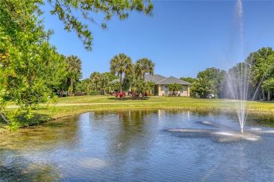 Vero Beach Single Family Home For Sale: 6164 61st Street
