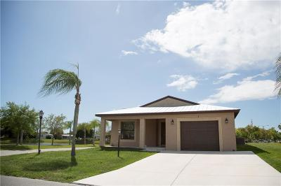 Fort Pierce Single Family Home For Sale: 1 Calle De Lagos