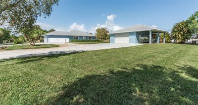 Vero Beach Single Family Home For Sale: 3176 62nd Drive