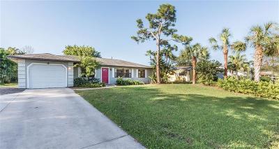 Sebastian Single Family Home For Sale: 225 Del Monte Road