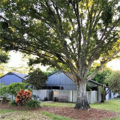 Vero Beach Single Family Home For Sale: 1547 39th Avenue #P-4