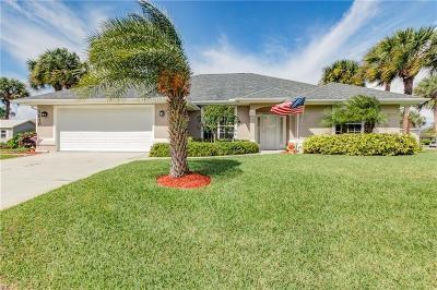 Sebastian Single Family Home For Sale: 1010 George Street