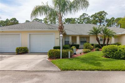 Sebastian Single Family Home For Sale: 135 Maggie Way