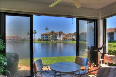 Sebastian Condo/Townhouse For Sale: 6232 Mirror Lake Drive #612