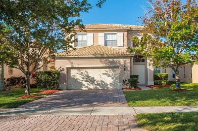 Fort Pierce Single Family Home For Sale: 6006 Arlington Way
