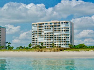 Hutchinson Island Condo/Townhouse For Sale: 3880 Atlantic Beach Blvd #203