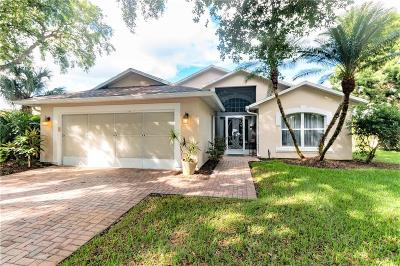 Sebastian Single Family Home For Sale: 779 Collier Club Drive