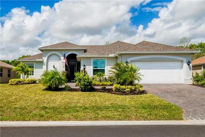 Vero Beach Single Family Home For Sale: 751 Fortunella Circle