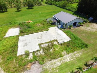 Vero Beach Single Family Home For Sale: 5010 SW 21st Street