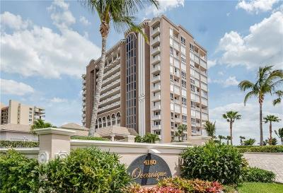 Hutchinson Island Condo/Townhouse For Sale: 4180 Highway A1a #405B