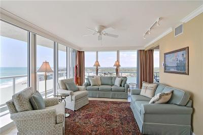 Vero Beach Condo/Townhouse For Sale: 3554 Ocean Drive #1201-04