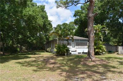 Vero Beach Single Family Home For Sale: 3900 Atlantic Boulevard