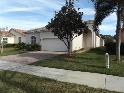 Fort Pierce Single Family Home For Sale: 5634 Sunberry Circle