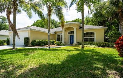 Vero Beach Single Family Home For Sale: 4435 SW 6th Place