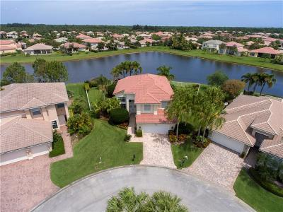 Vero Beach Single Family Home For Sale: 2610 SW Heron Bay Lane