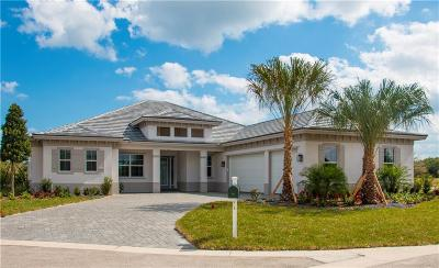 Vero Beach Single Family Home For Sale: 2340 SW Pine Valley Road