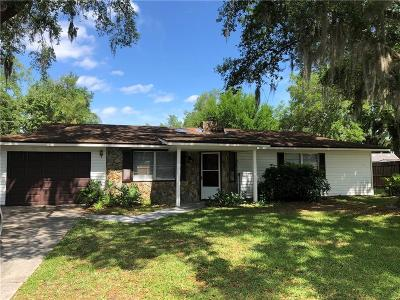 Sebastian Single Family Home For Sale: 341 Browning Terrace