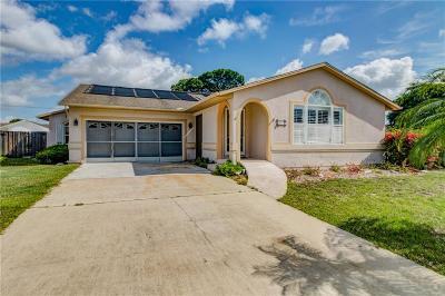 Sebastian Single Family Home For Sale: 201 Degan Place