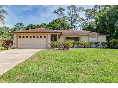 Sebastian Single Family Home For Sale: 722 Carnival Terrace