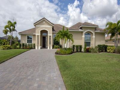 Vero Beach Single Family Home For Sale: 425 Stoney Brook Farm Court