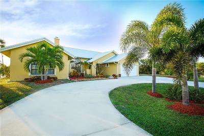 Hutchinson Island Single Family Home For Sale: 137 Queens Road