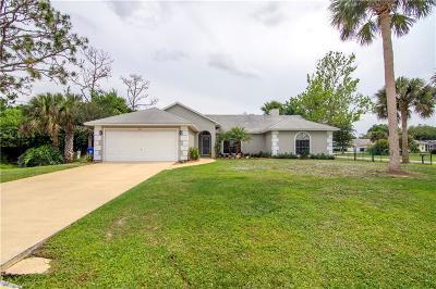 Sebastian Single Family Home For Sale: 413 Hibiscus Avenue