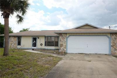 Micco Single Family Home For Sale: 9356 Victoria Drive