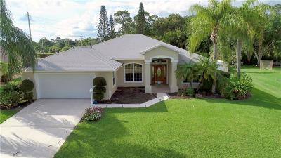 Vero Beach Single Family Home For Sale: 6417 55th