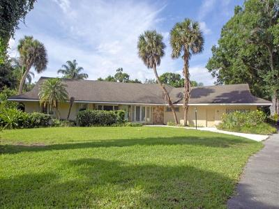 Vero Beach Single Family Home For Sale: 4855 16th Street