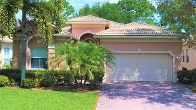 Fort Pierce Single Family Home For Sale: 5916 Spring Lake Terrace