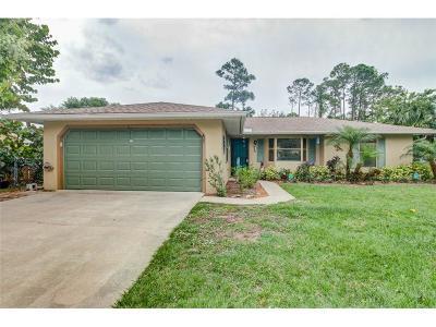 Sebastian Single Family Home For Sale: 425 Maple Street