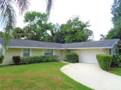 Fort Pierce Single Family Home For Sale: 7903 Deer Park Avenue