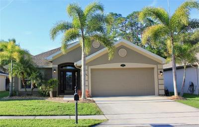 Melbourne Single Family Home For Sale: 4318 Palladian Way