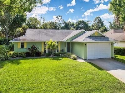 Vero Beach Single Family Home For Sale: 101 40th Court