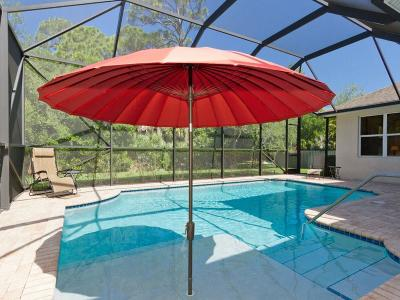 Vero Beach Single Family Home For Sale: 4137 Abington Woods Circle