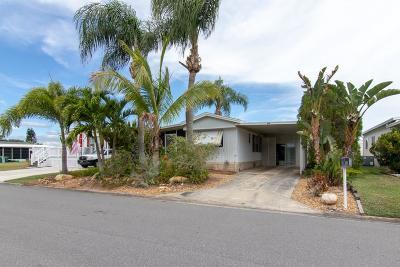 Sebastian Single Family Home For Sale: 912 Cashew Circle