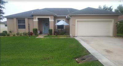 Vero Beach Single Family Home For Sale: 4780 49th Avenue
