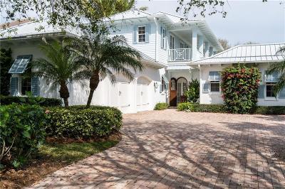 Vero Beach Single Family Home For Sale: 414 Palm Island Circle