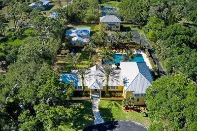 Vero Beach Single Family Home For Sale: 4615 4th Street