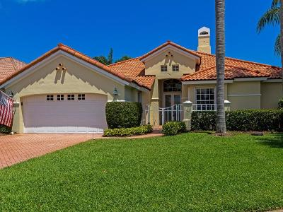 Vero Beach Single Family Home For Sale: 1460 Coventry Lane