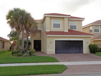 Vero Beach Single Family Home For Sale: 2036 Grey Falcon Circle