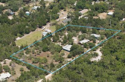 Grant Single Family Home For Sale: 4460 Gumbo Limbo Lane