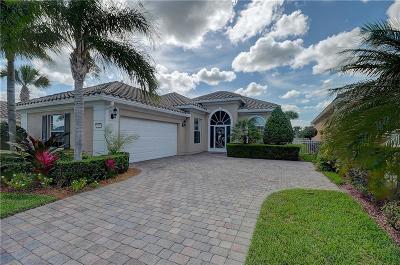Vero Beach Single Family Home For Sale: 5250 Eleuthra Circle