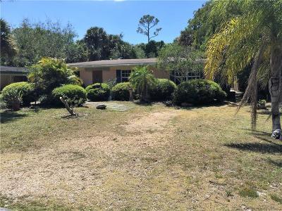 Vero Beach Single Family Home For Sale: 1635 41st Avenue