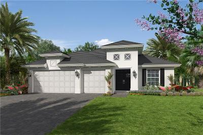 Vero Beach Single Family Home For Sale: 1095 Camelot Way