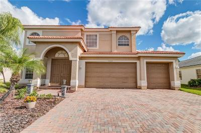 Vero Beach Single Family Home For Sale: 5060 Sapphire Lane