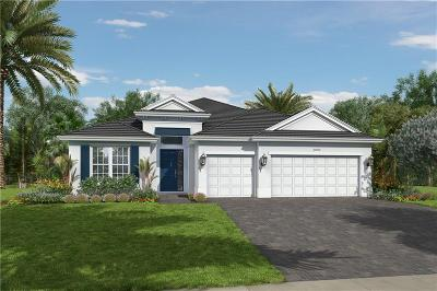 Vero Beach Single Family Home For Sale: 1085 Camelot Way