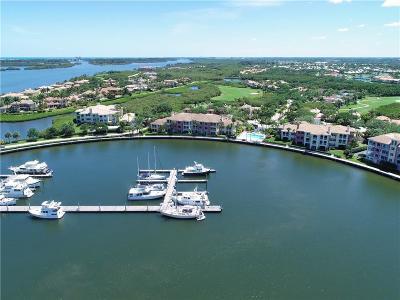 Vero Beach Condo/Townhouse For Sale: 5225 Harbor Village Drive #304