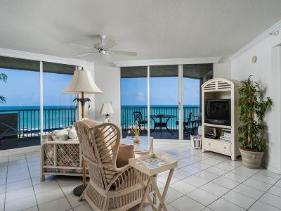 Hutchinson Island Condo/Townhouse For Sale: 5051 Highway A1a #12-5