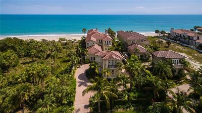Vero Beach Single Family Home For Sale: 3638 Ocean Drive